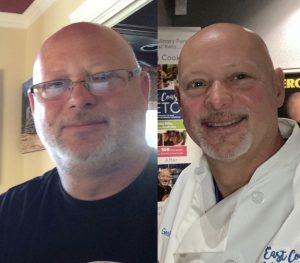 This is over four years of clean eating. Keto is not a crash diet, its a way of life