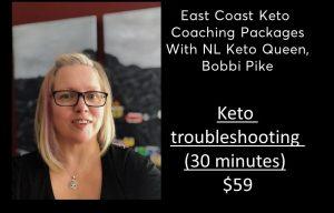 keto troubleshooting - 30 minutes